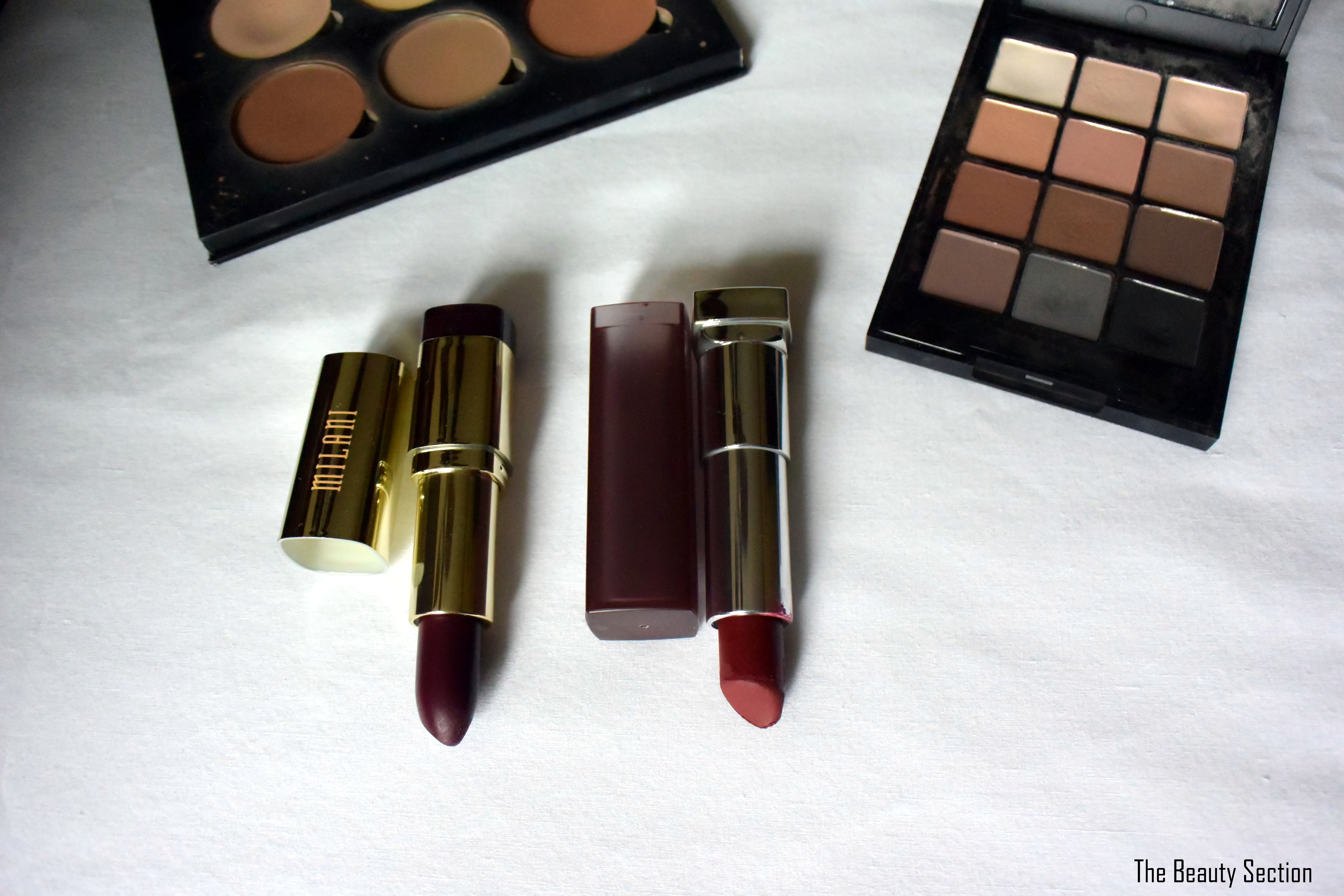How to Rock Dark Lips for Fall