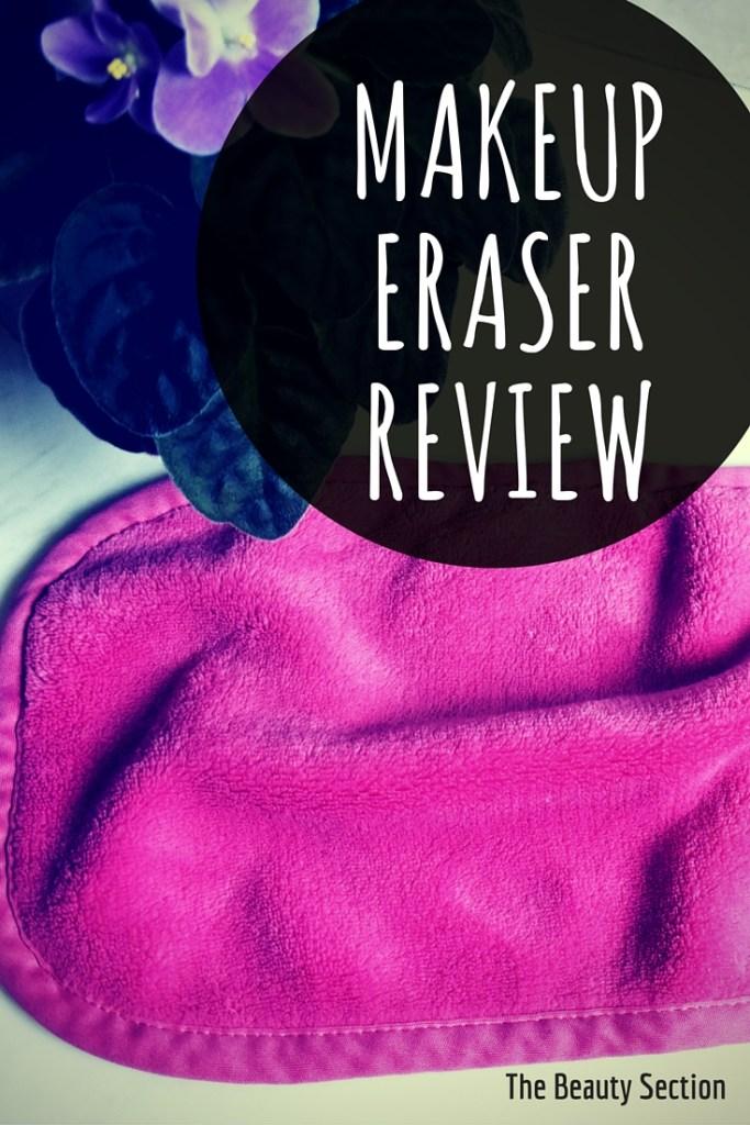 Makeup Eraser Review & Demo