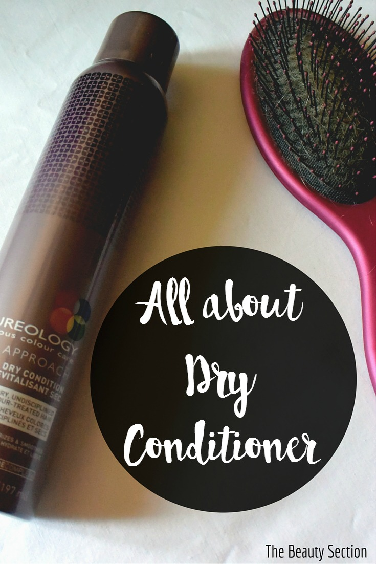 We've heard about Dry Shampoo, but now Dry Conditioner, learn all about it!