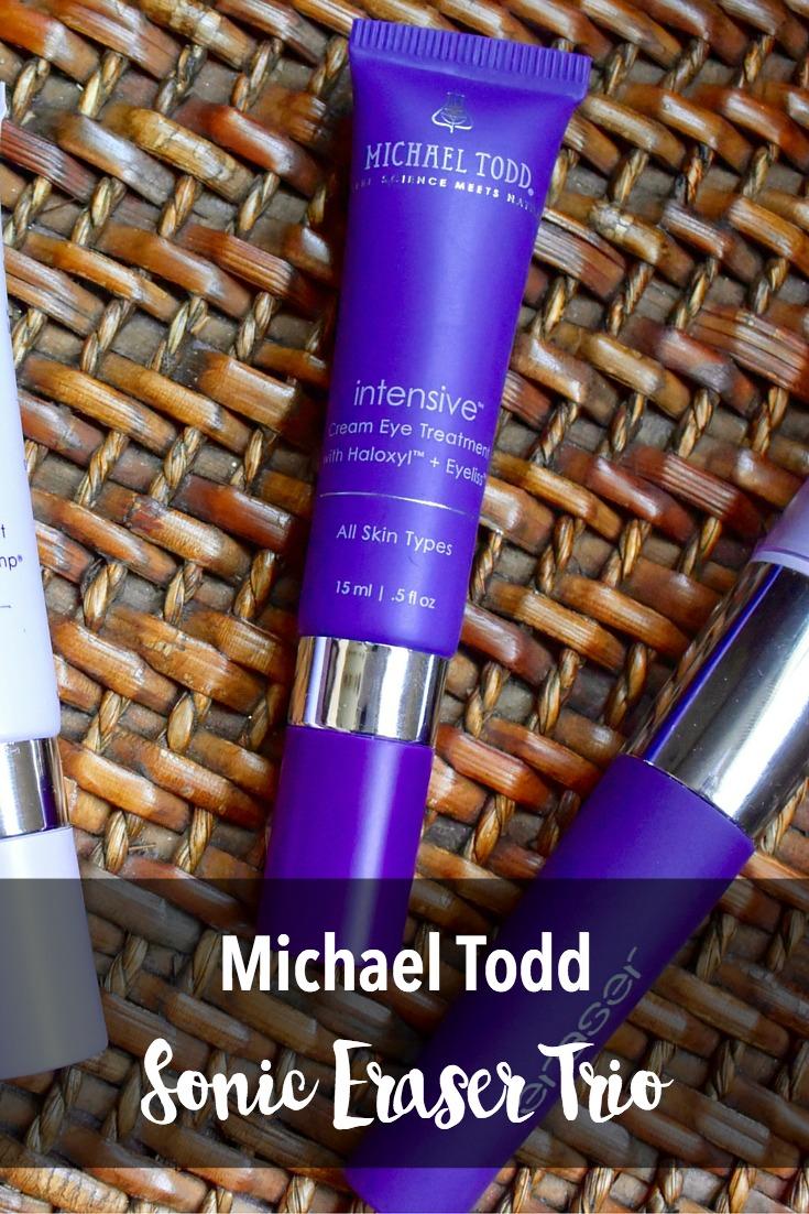 Michael Todd Eraser Trio   Skincare, Anti-Aging