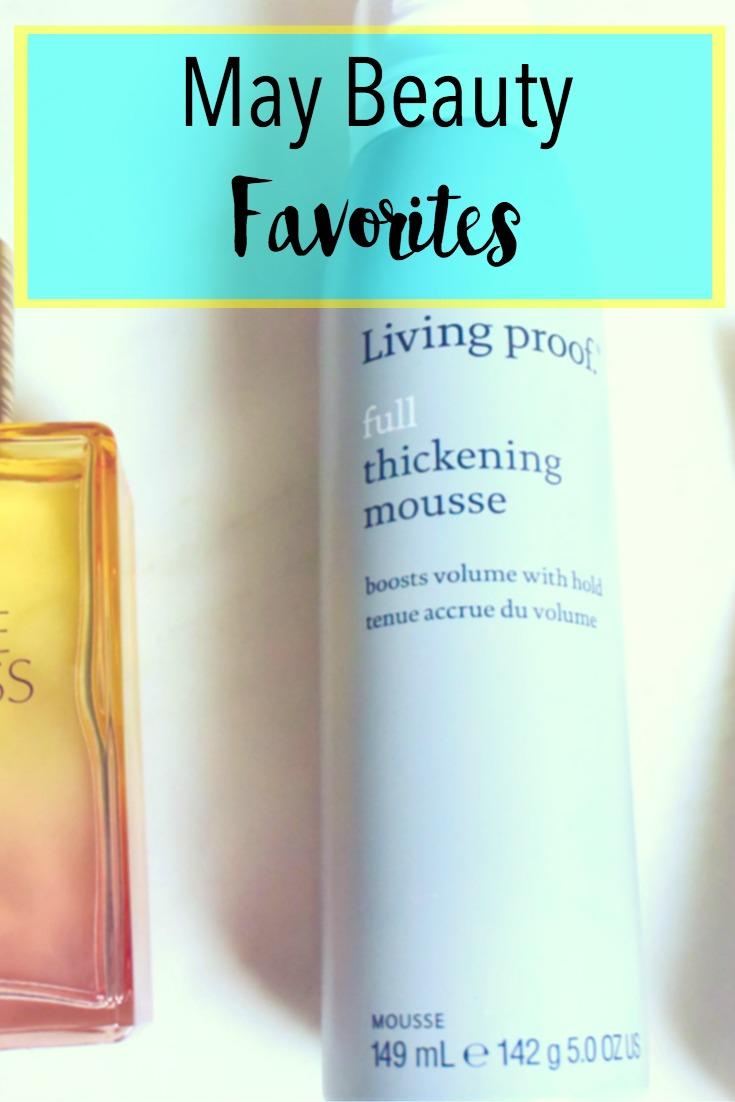 May Beauty Favorites | Hair | Perfume | Skincare