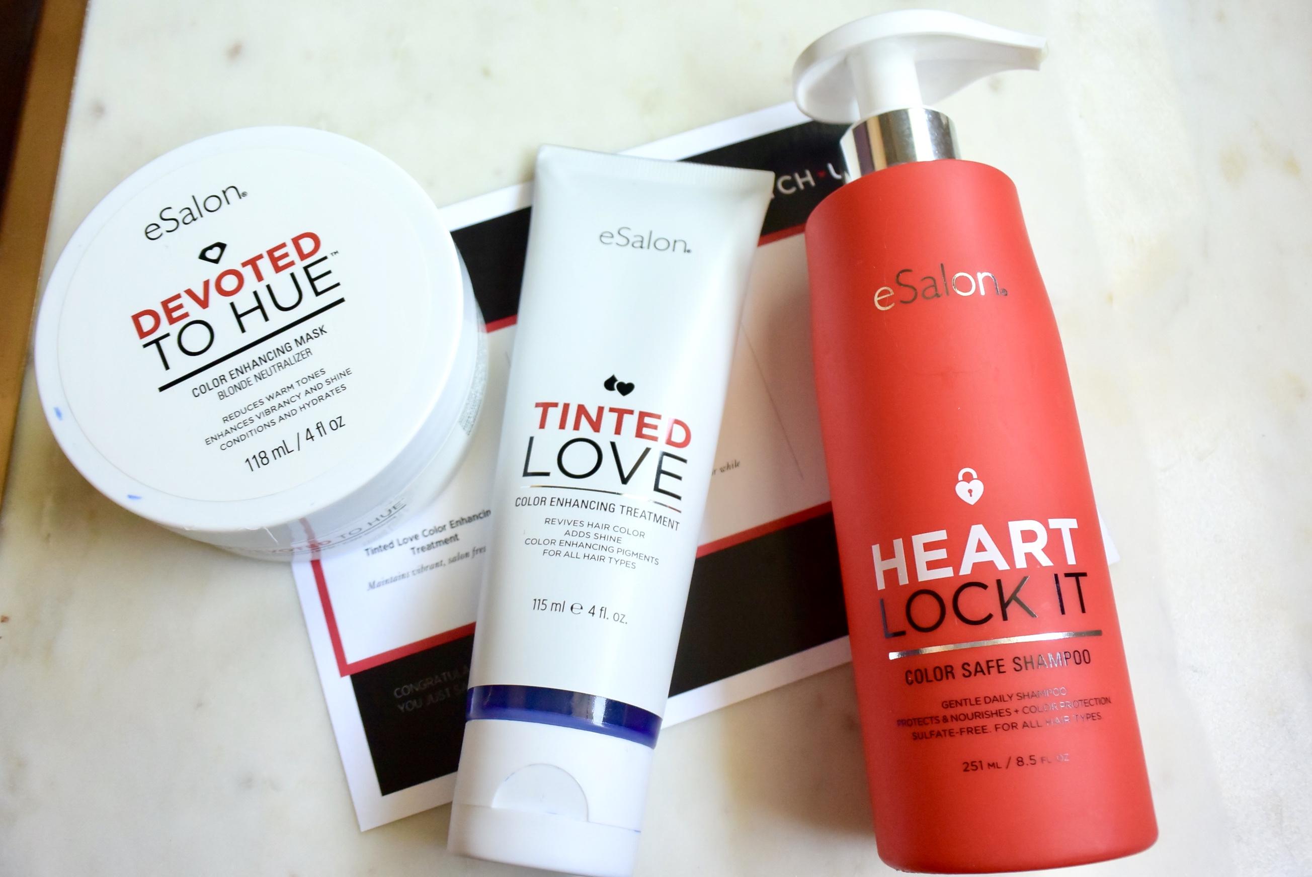 eSalon Review | Hair | Haircare | Subscription