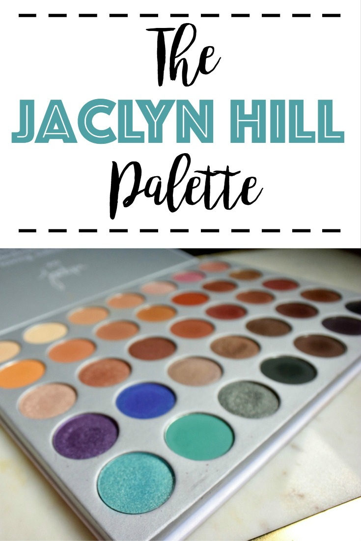 The Jaclyn Hill Palette Review & Swatches