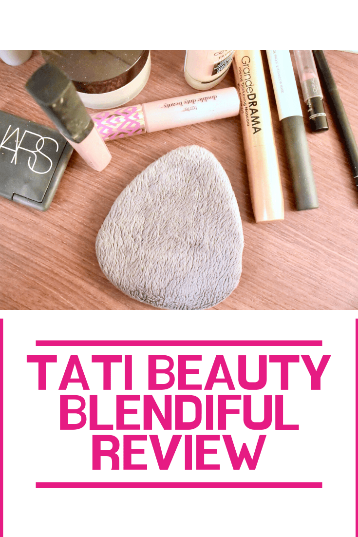 Tati Beauty Blendiful Review + 6 Year Blogiversary
