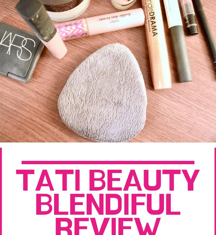 Tati Beauty Blendiful Review + 6 Year Blogiversary