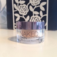 Urban Decay Naked Skin Ultra Definition Powder - The Finishing Touch!