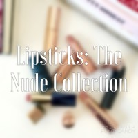 Lipsticks: The Nude Collection