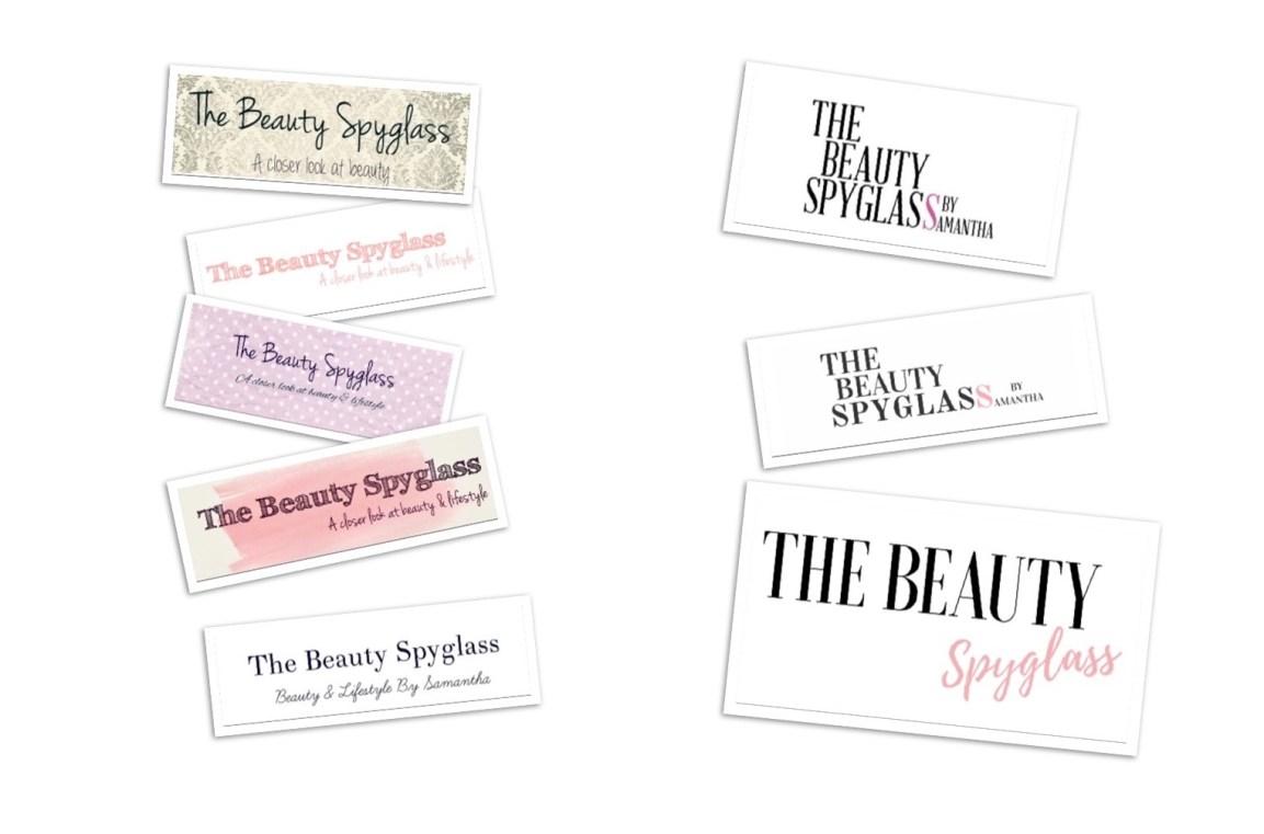 Previous Beauty Spyglass logos