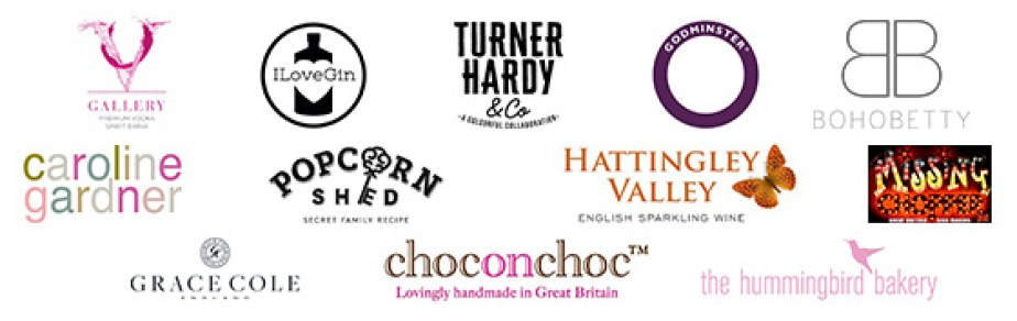 Uk brands included in the giveaway