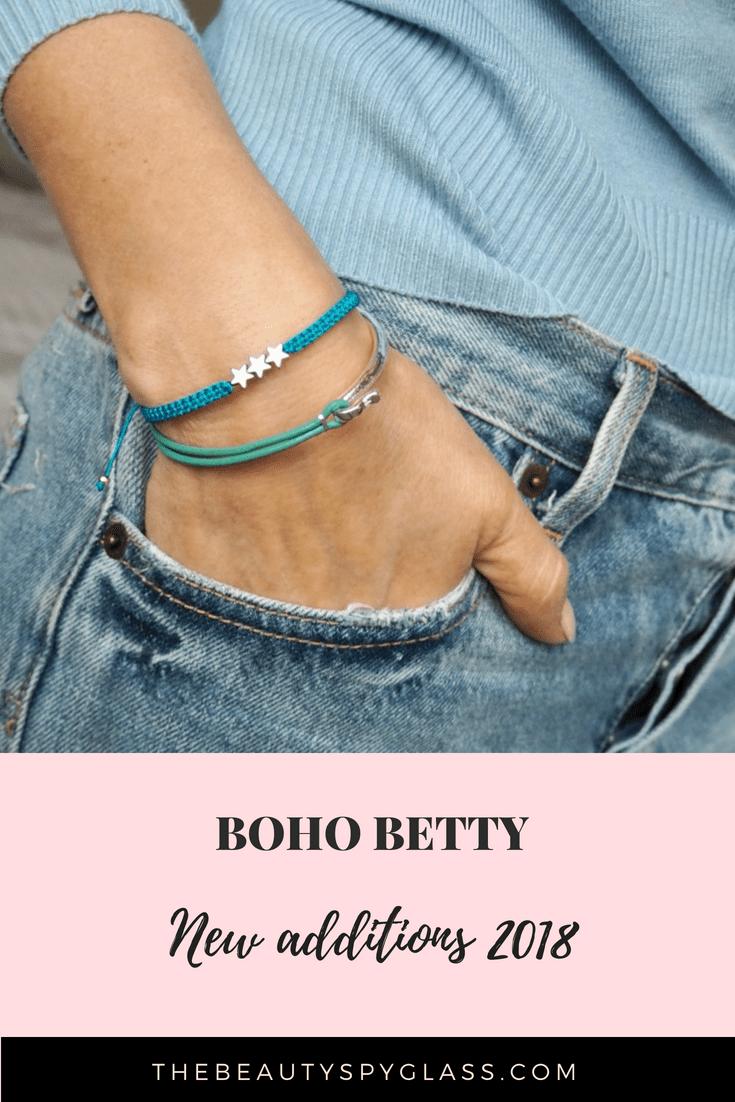 boho Betty s/s 18 update