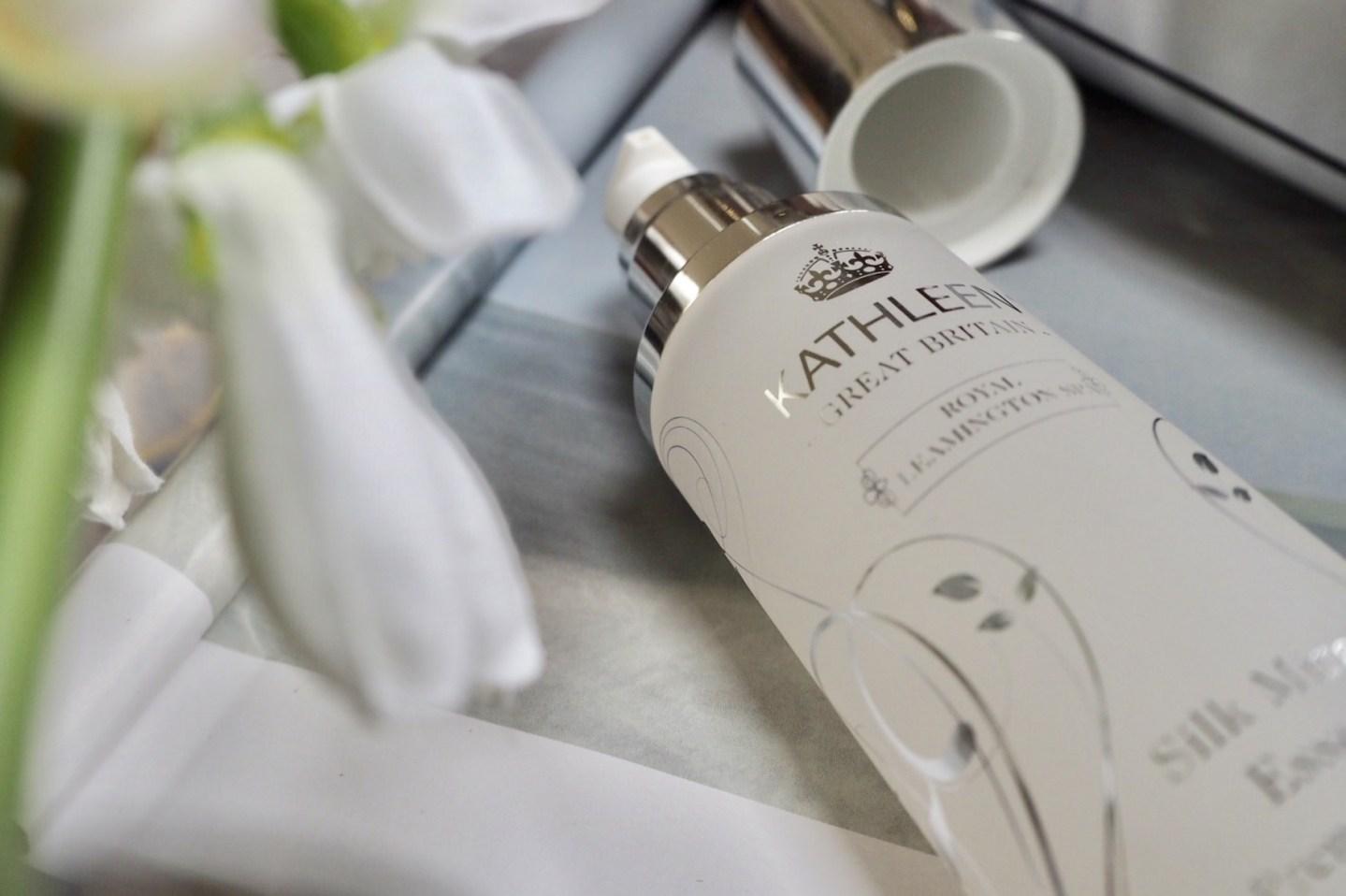 Kathleen Natural Skincare Silk Miracle Essence