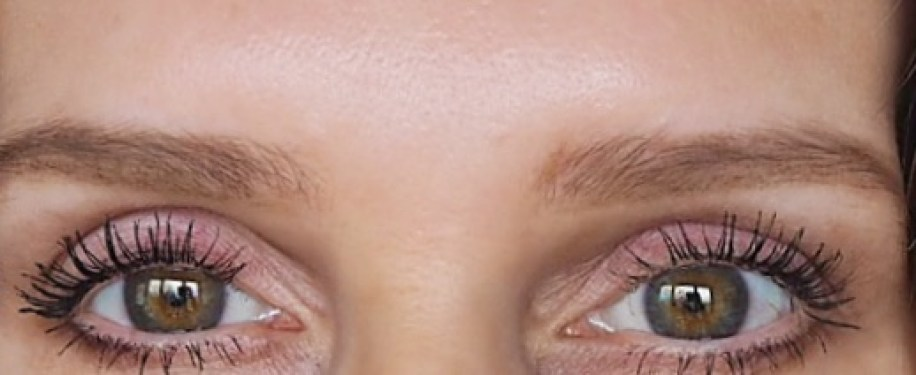 LVL lash lift before and after photos The Beauty Spyglass