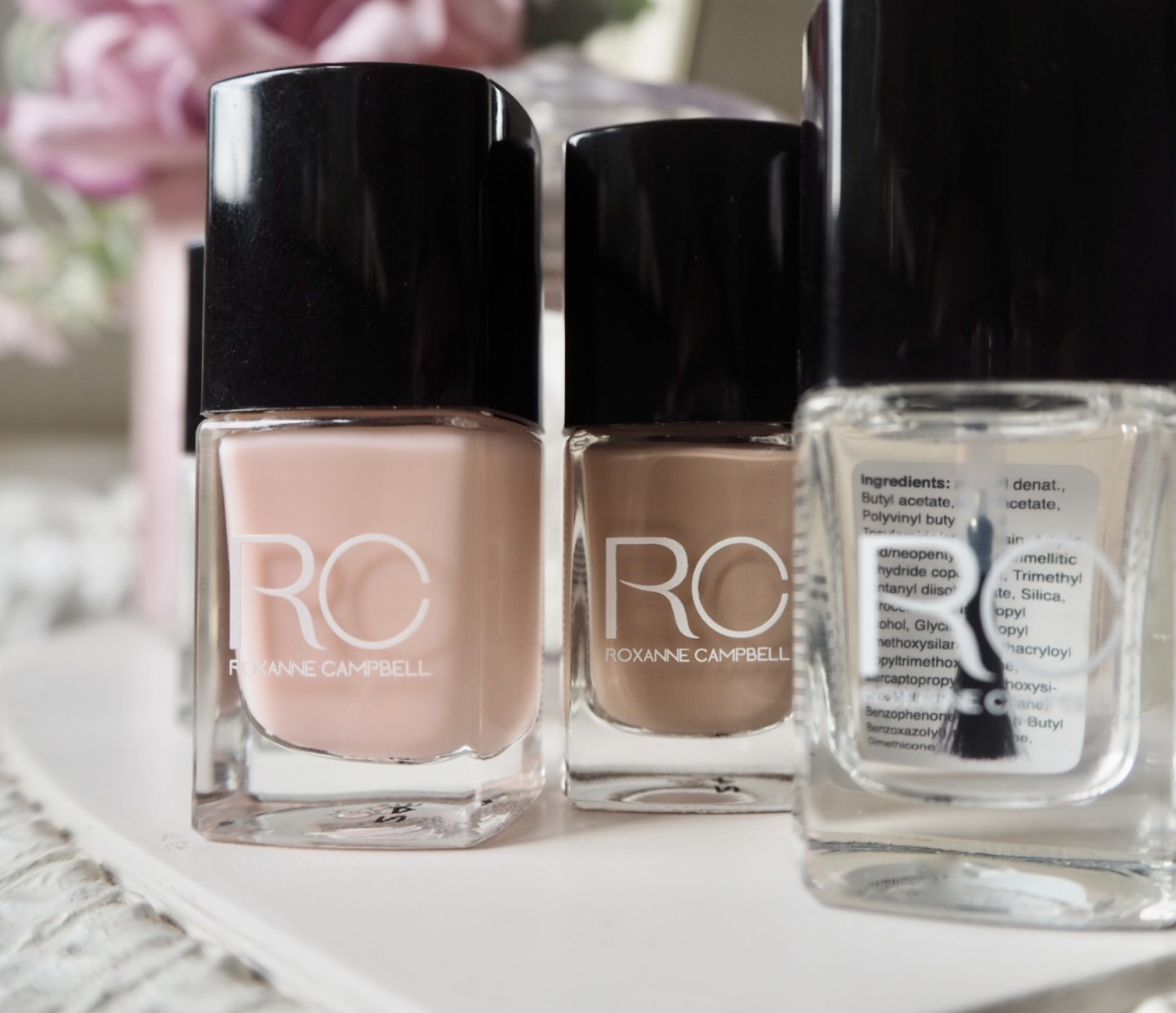 Roxanne campbell Nail Lacquers