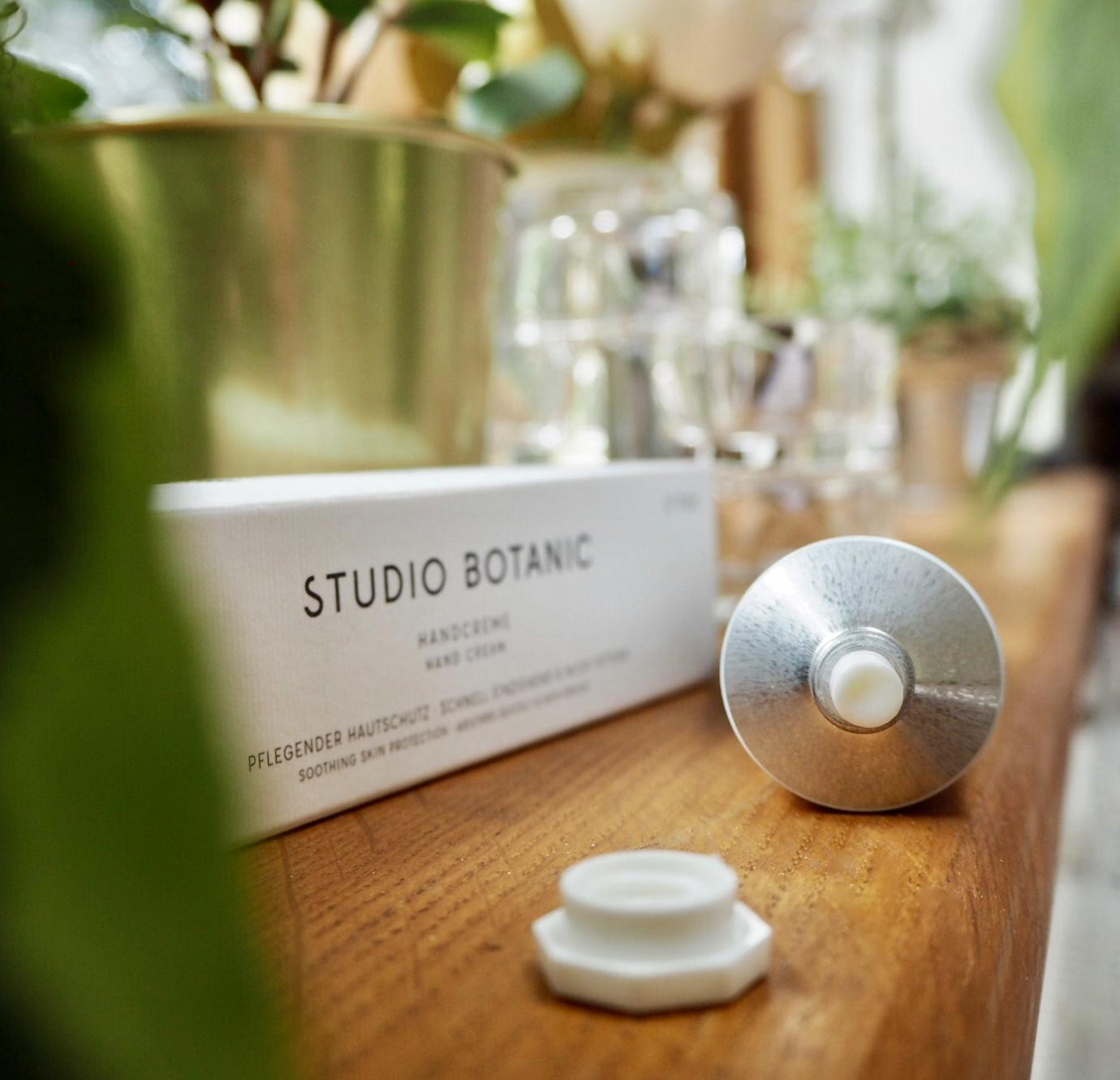 Studio Botanic Vegan Hand Cream