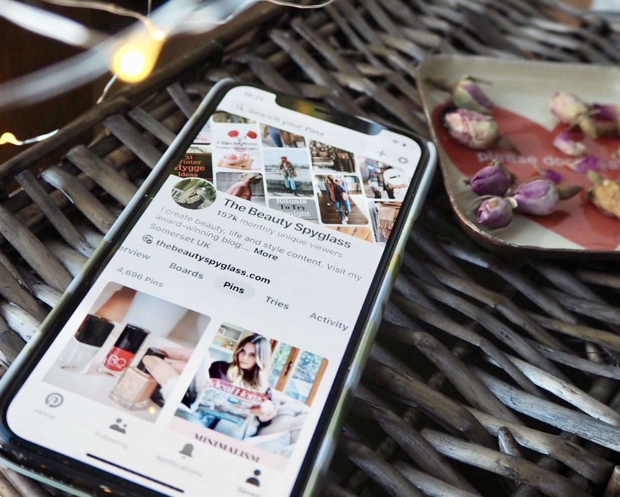 how I increase my traffic using Pinterest