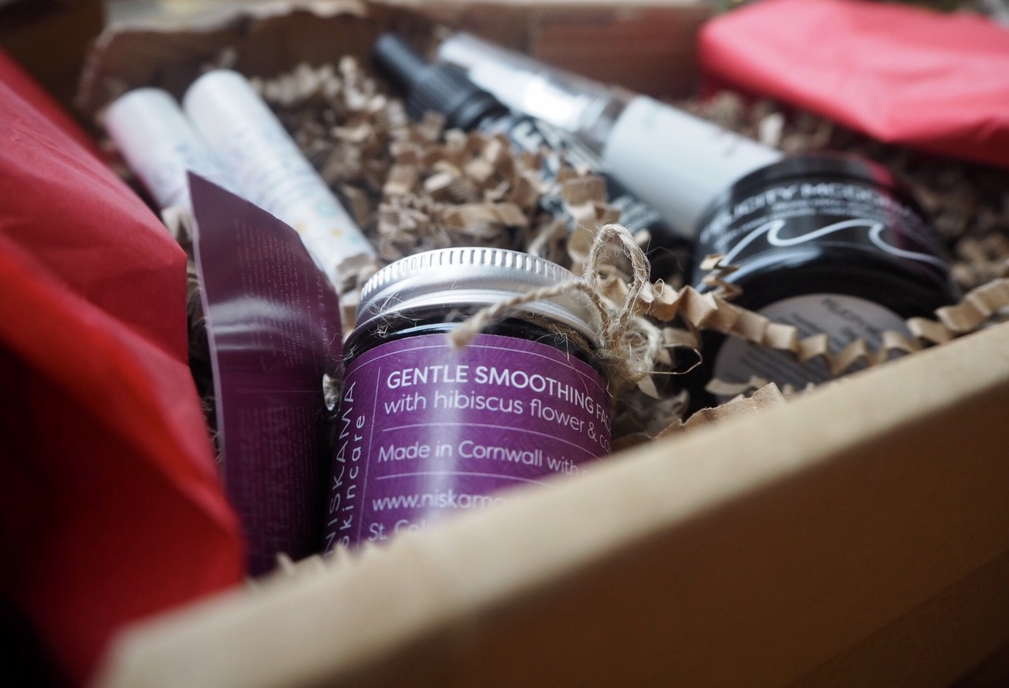 The Natural Beauty Box. First Impressions