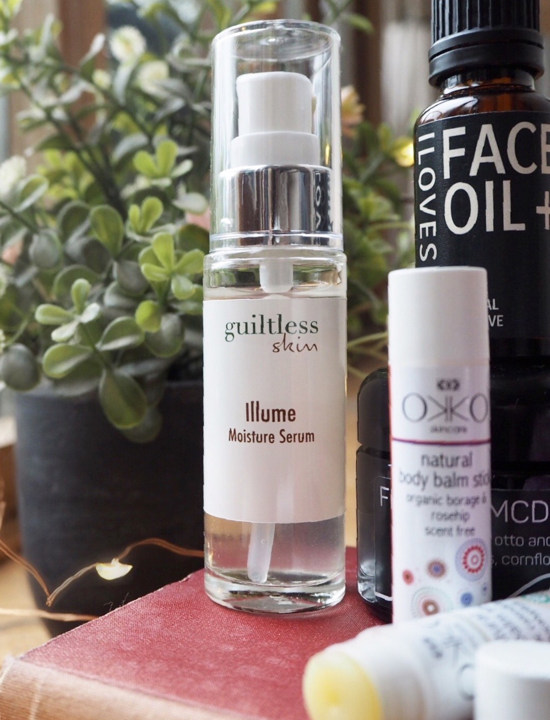 The Natural Beauty subscription Box. First Impressions