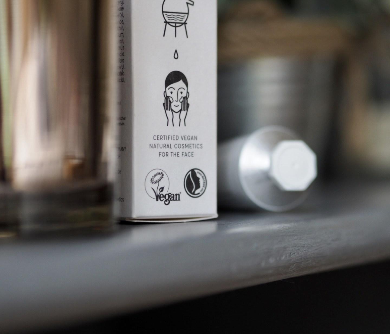 Naturally hydrated skin Studio Botanic Face Cream