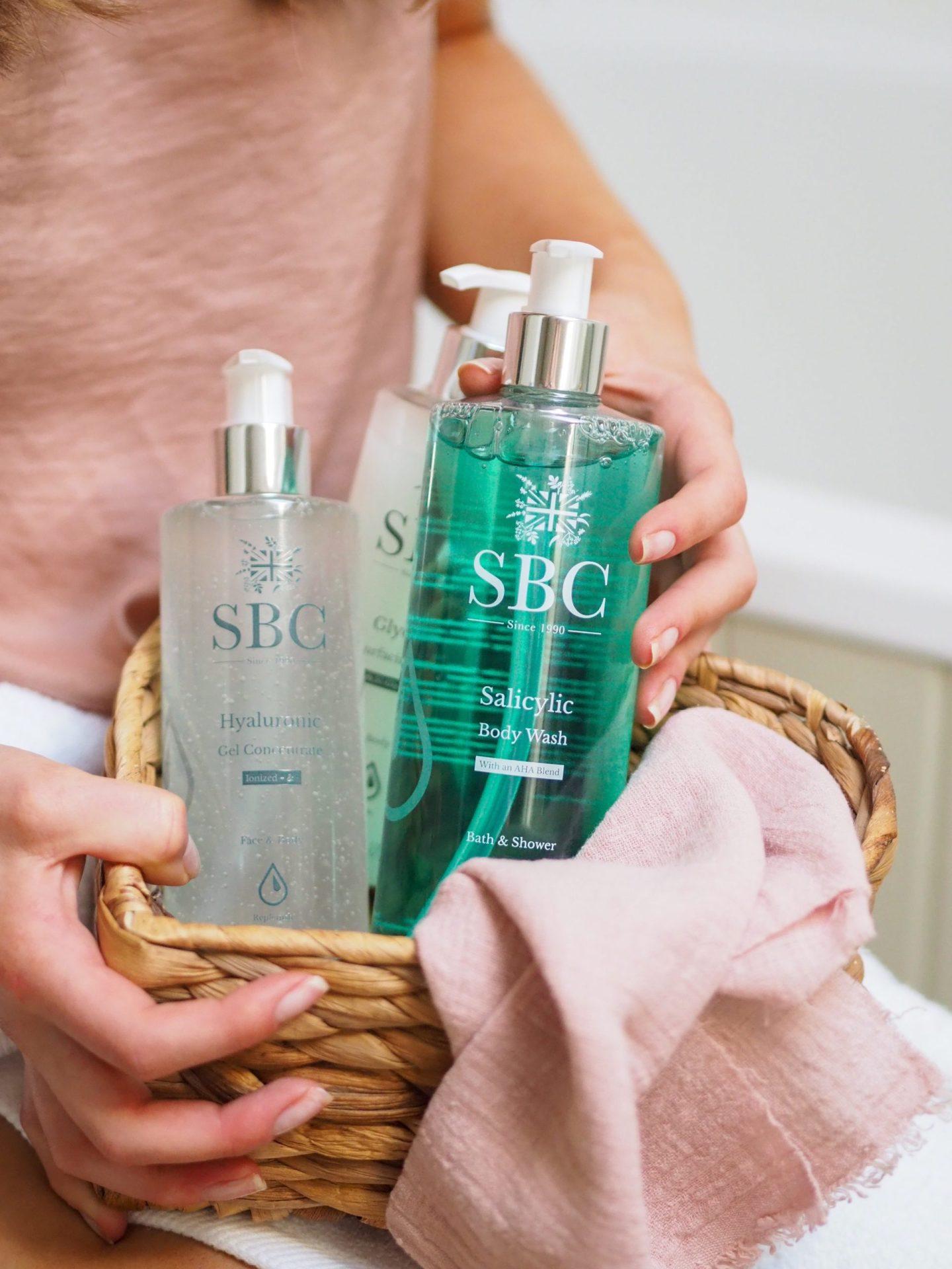 SBC new body acid trio