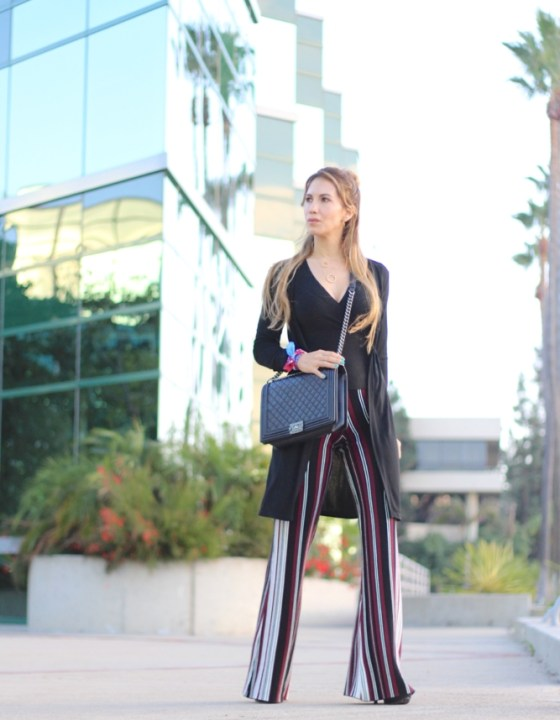 70's INSPIRED // WIDE-LEG PANTS