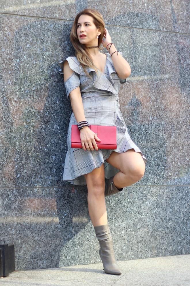 feminine clothing