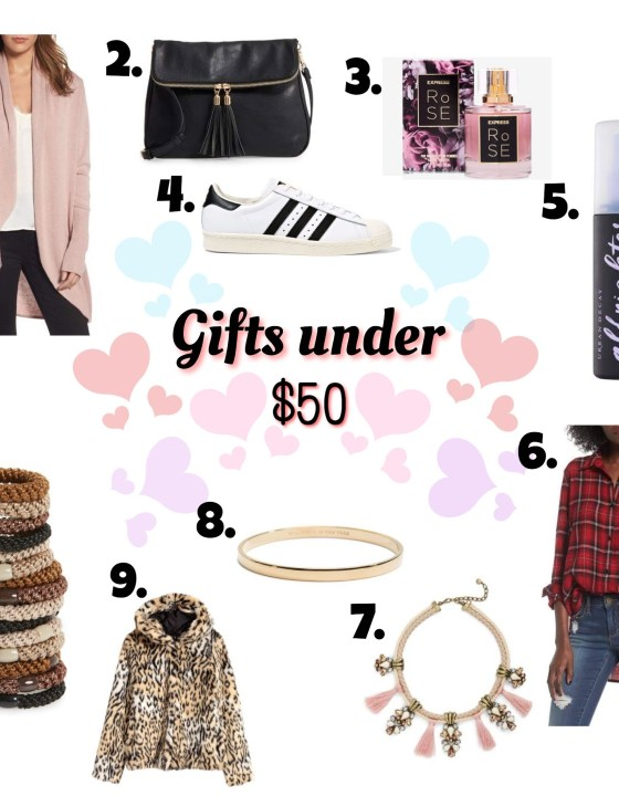 VALENTINES DAY // PRESENT IDEAS