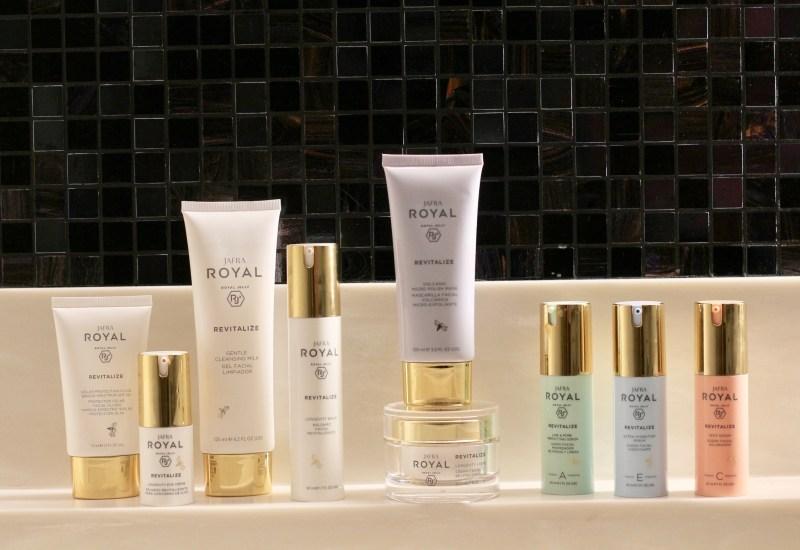 Jafra Royal Revitalize ritual