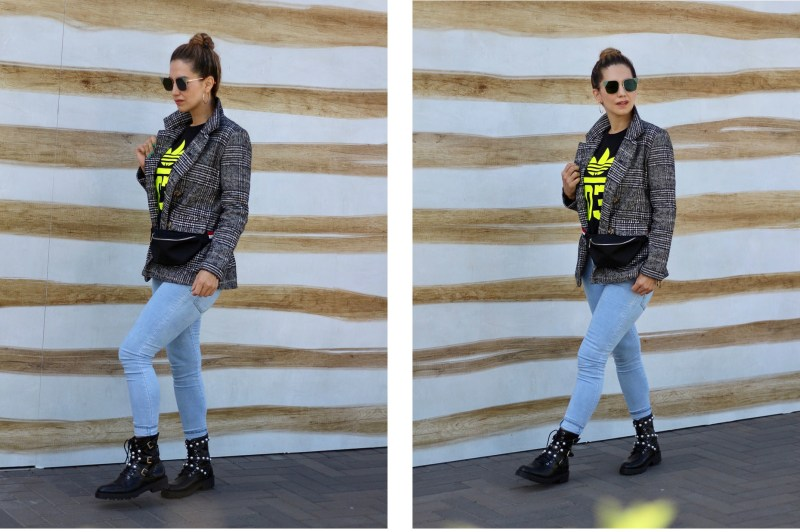 sporty chic outfits