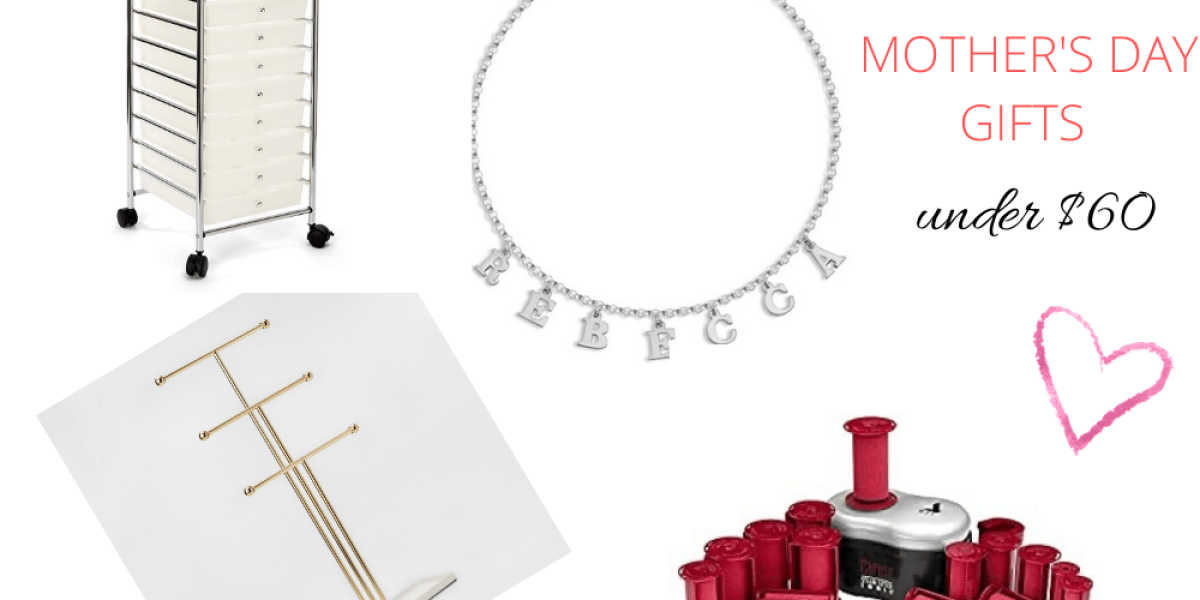 Affordable Mother's Day Gift Guide