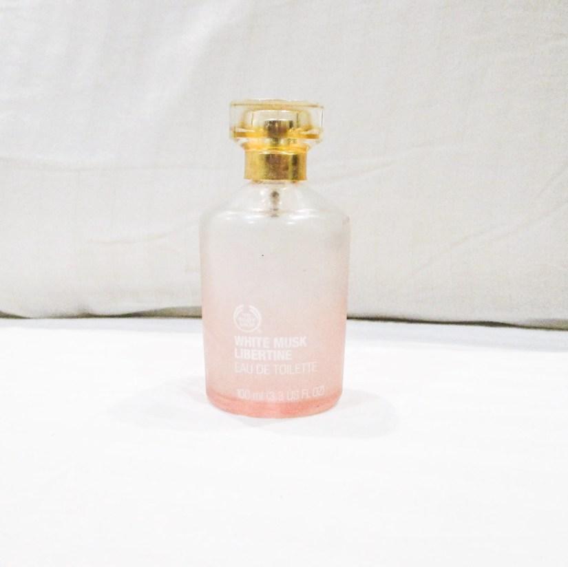 The Body Shop White Musk Libertine EDT