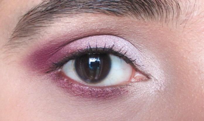 Wet n Wild Eyeshadow Quad Petalette Tutorial