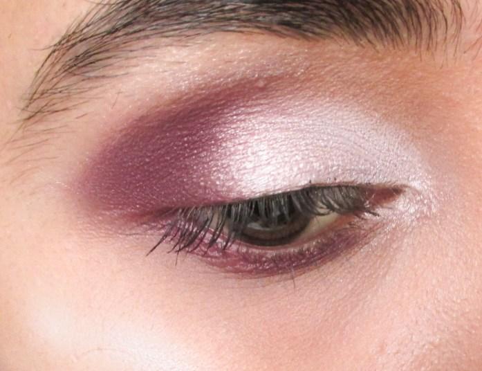 Wet N Wild Eyeshadow Tutorial