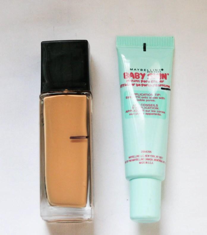 Project Pan & Declutter Base Makeup