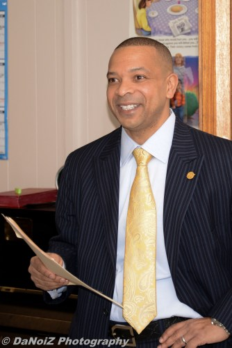 Senator Marlon Kimpson, Keynote Speaker