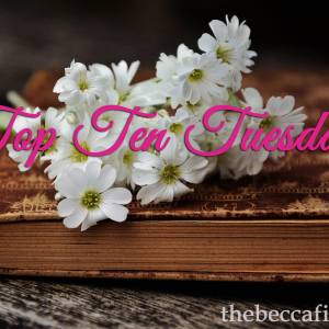 Top Ten Tuesday – Books That Completely Shocked Me