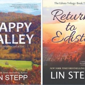 Happy Valley & Return to Edisto Blog Tour – Author Interview & Giveaway