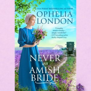 Never an Amish Bride Blog Tour & Giveaway