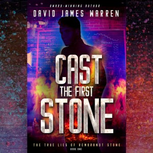 Cast the First Stone – Blog Tour & Giveaway