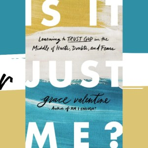 Is It Just Me? – Blog Tour & Giveaway
