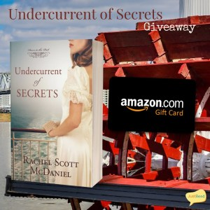 Undercurrent of Secrets – Takeover Tour & Giveaway