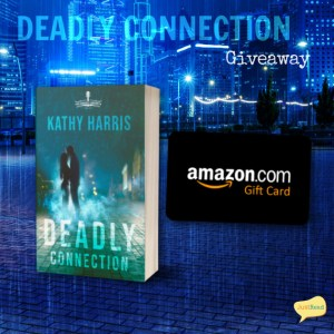 Deadly Connection – Blog Tour & Giveaway