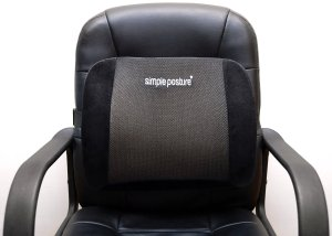 simple posture in chair