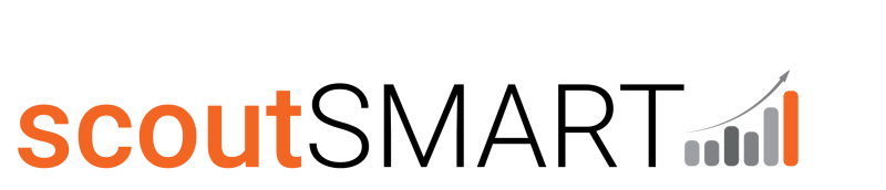 scoutSMART logo white background