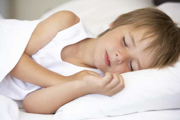 sleep and your children's health
