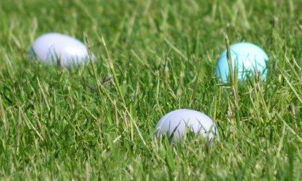 Schedule of Easter Egg Hunts