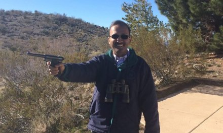 **EXCLUSIVE** Agrawal Illegally Discharged Weapon On City Property
