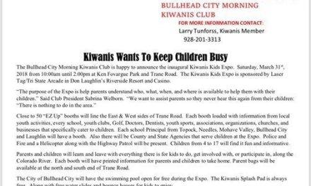Kiwanis wants to keep kids busy