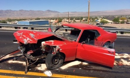 Crashes Keep Law Enforcement Busy Monday