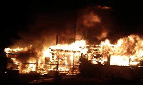 Fort Mohave Fire Caused By Electrical
