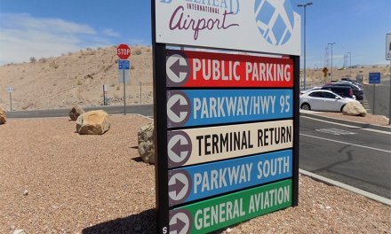 Air Service Returns To IFP